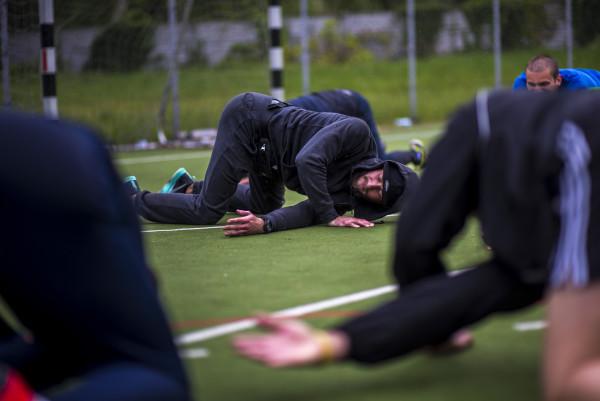 Cross Training z FitbyG